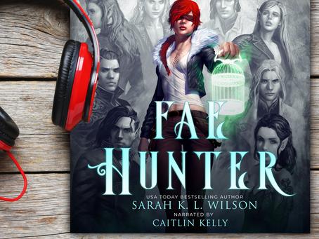 The Fae Hunter Audiobook ROCKS!