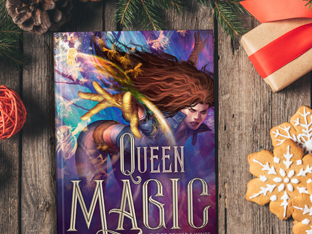 Queen Magic: Book Five of Empire of War & Wings