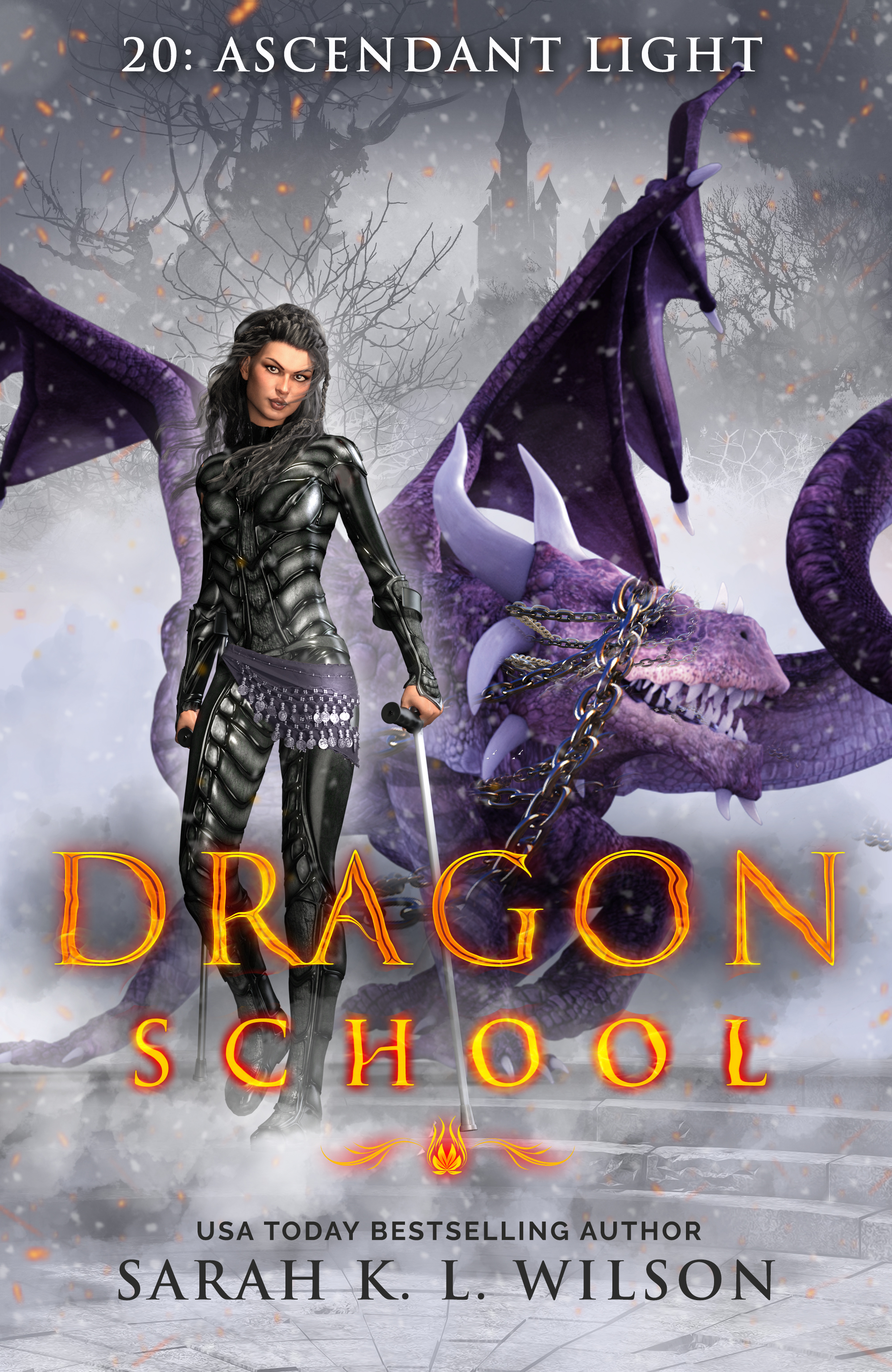 Dragon School: Ascendant Light