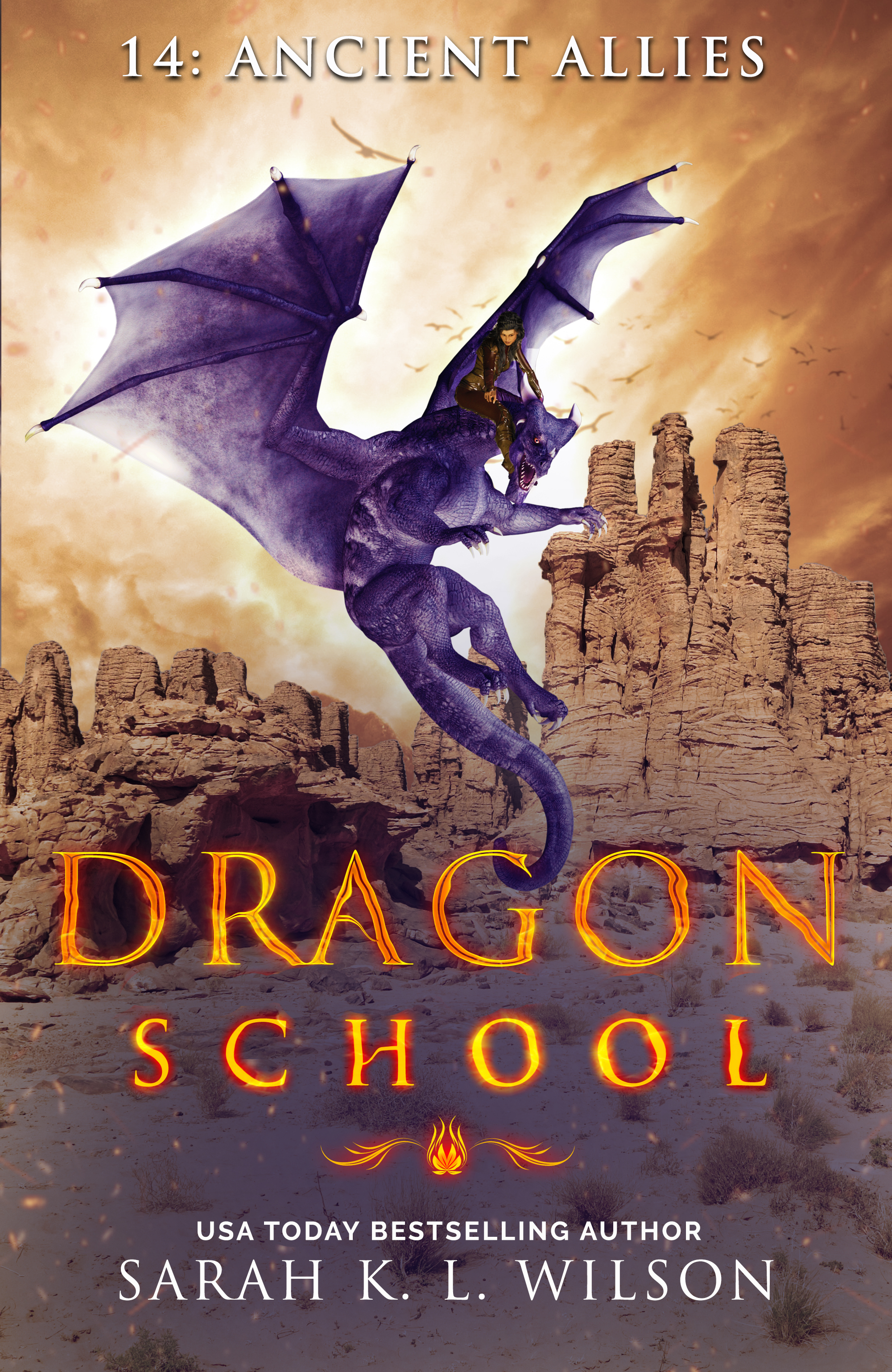 Dragon School: Ancient Allies