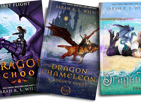 DRAGONS, DRAGONS, DRAGONS - Free until Tuesday!