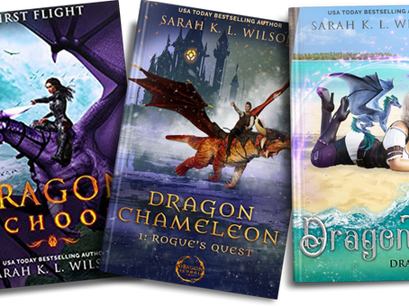 DRAGONS, DRAGONS, DRAGONS - Free until Tuesday!