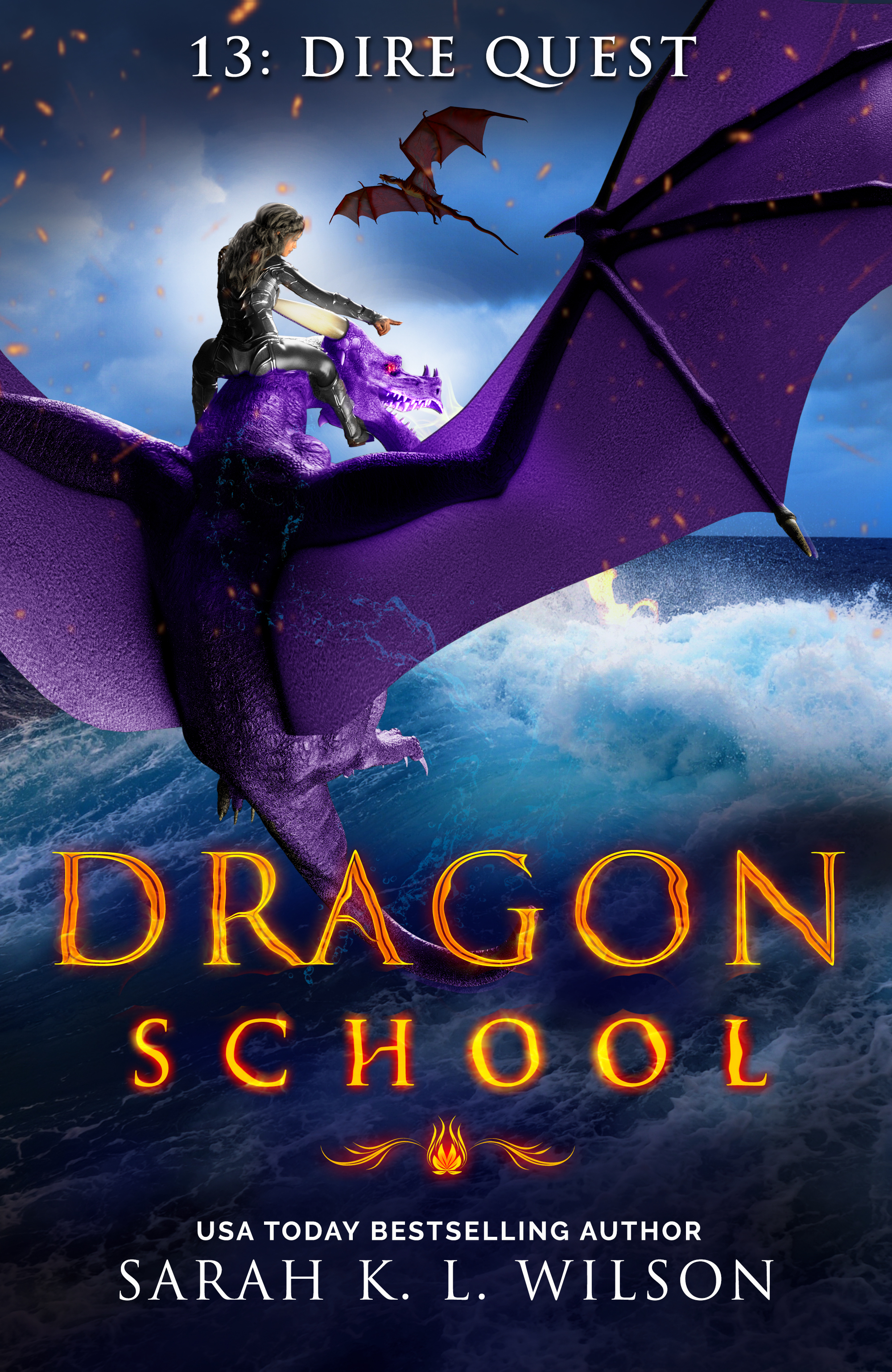 Dragon School: Dire Quest