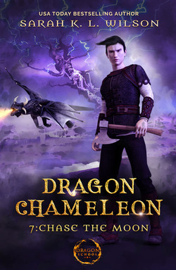 Dragon Chameleon: Chase the Moon