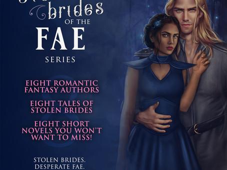 Stolen Brides of the Fae: Stolen Mage Bride