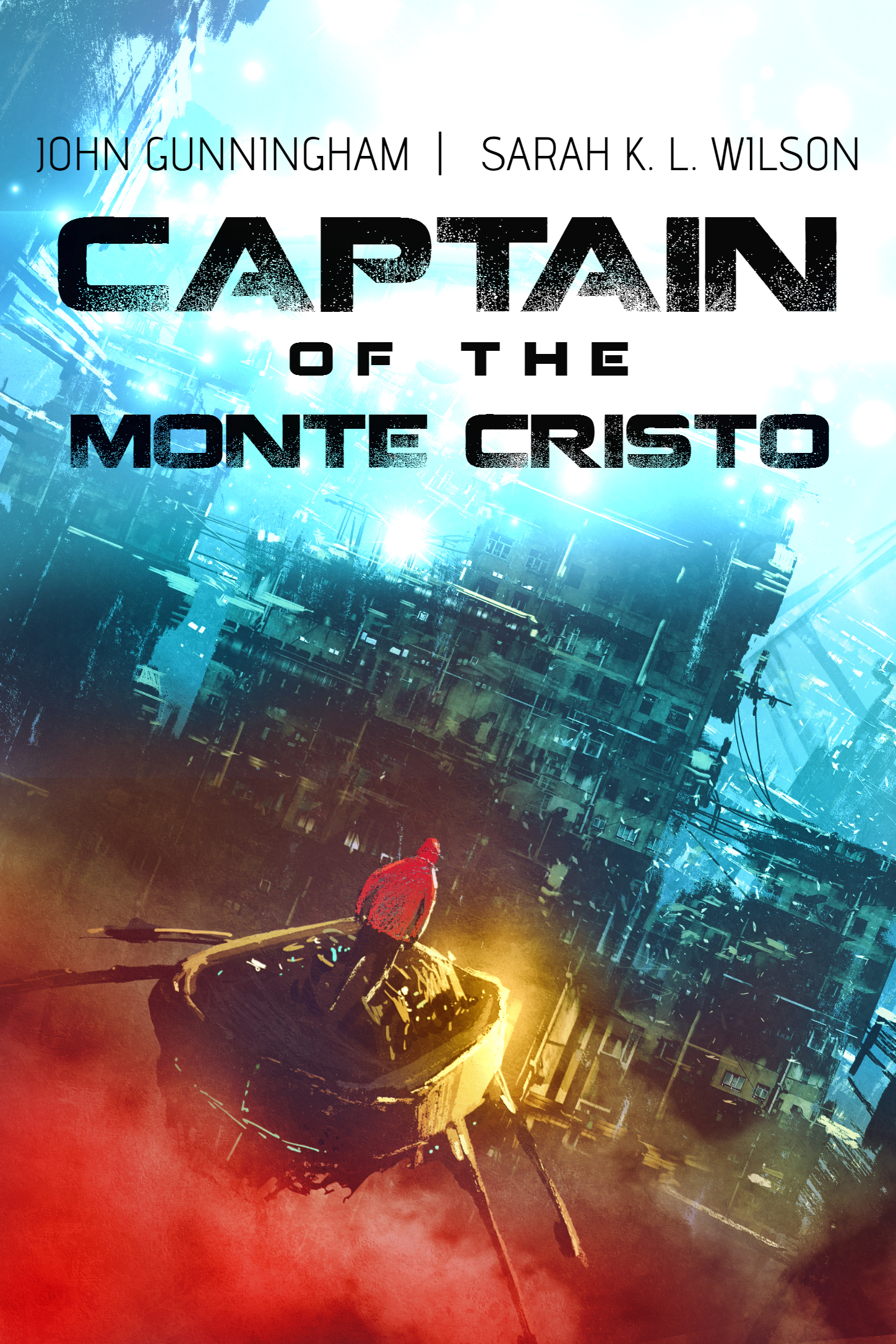 Captain of the Monte Cristo