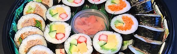 40pcs Regular Sushi