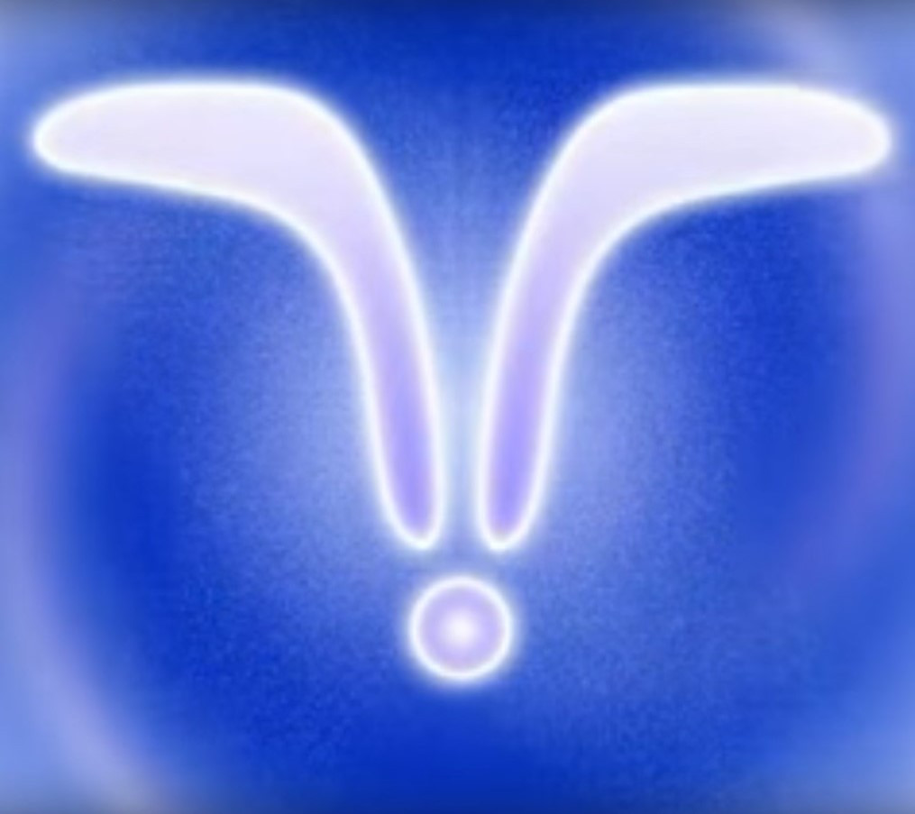 43. Невоспринимаемые зрением Миры. Цвет: Лавандовый, Серебряный и Светло-лавандовый.  Природа: Интегрирующий