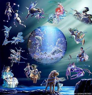 Сказка - Божий дар каждого  знака Зодиака
