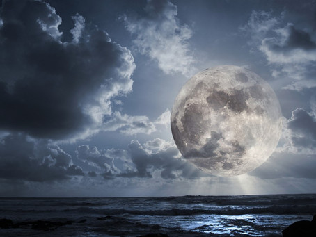 Два мистика - Луна в облаках (читает Nikosho)