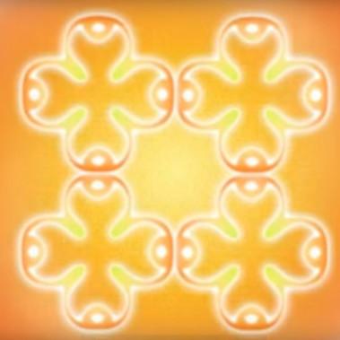 10. Необусловленное Управление. Цвет: Светлый золотисто-белый (Слоновой кости).  Природа: завершающий