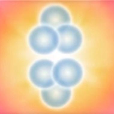 29. Целостность. Цвет: Персиковый, Бирюзовый и Розовый.  Природа: Интегрирующий