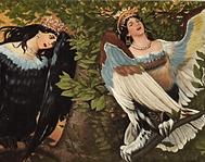 Сказка  о Людях-Птицах