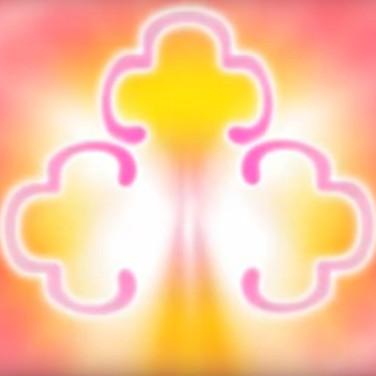 15. Процветание. Цвет: Светло-розовый и золотисто-белый.  Природа: Пассивный