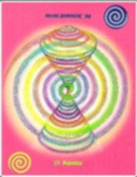 Исцеляющая сила энергетических волн. Карта 33 - 96. Воронка – Звуковой поток (описание)…
