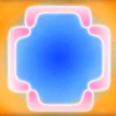 41. Искренность. Цвет: Персиковый, Светло-лавандовый и Розовый.  Природа: Активный