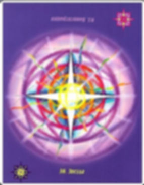 Исцеляющая сила энергетических волн. Карта 36 - 93. Звезда – Концентрация (описание)…