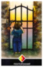 ПОСТОРОННИЙ – младший аркан Радуга: владение физическим. Итак, Вы чувствуете себя посторонним. Это хорошо. Это переходный период. Теперь Вам нужно быть бдительным, чтобы не чувствовать боли и страдания. Теперь, когда нет Бога, кто Вас утешит? Вам не нужны утешения. Человечество вышло из этого возраста. Будьте мужчиной, будьте женщиной и стойте на своих собственных ногах…