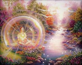 Притча о Золотом Цветке, Реке Любви и Бессмертном Садовнике