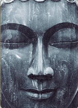 Карта Будды 9 - Отрешённый и непреклонный