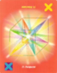 Исцеляющая сила. карта 78 – Раскрытие