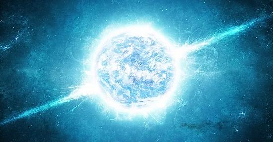 Голубая Звезда - стихотворение Ларисы Смыковой