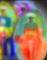 АУРА. Аура является энергетическим полем, которое окружает и про¬низывает физическое тело, подобно лучевому венку. Она состоит из семи тонких энергетических тел человека, каждое из которых имеет свою ауру. В целом различают четыре ауры:  - духовная аура, распространяющаяся, в зависимости от сте¬пени развития человека, на несколько метров, вплоть до не¬скольких километров;  - умственная (ментальная) аура, имеющая обычно в диаметре 2,5 метра;  - эмоциональная аура диаметром от 1 до 4 метров;  - эфирная аура, создающая приблизительно 5-сантиметровую оболочку вокруг материального тела.