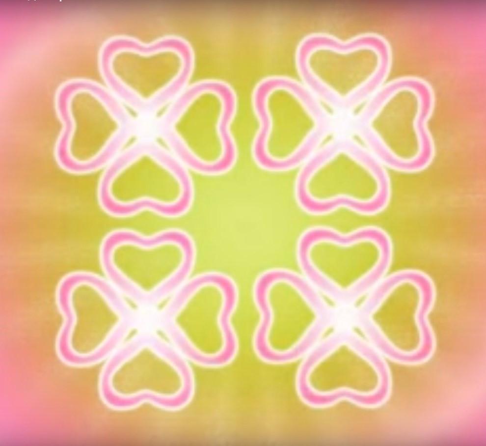 40. Сообщество. Цвет: золотой, Серебряный и Розовый.  Природа: завершающий