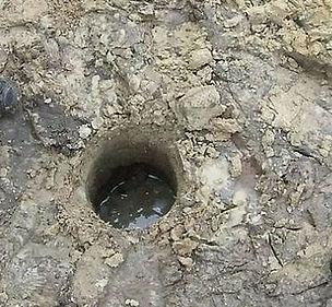 Отбор проб воды, грунтов, почв