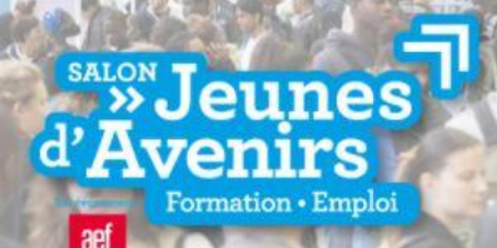 """5 Ateliers Sophrologie par jour sur le salon """"Jeunes d'Avenir"""""""