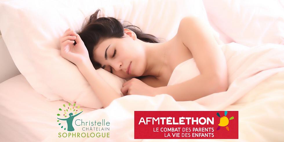 #TropFort !! - AFM TELETHON 2020 - Apprivoisez votre sommeil