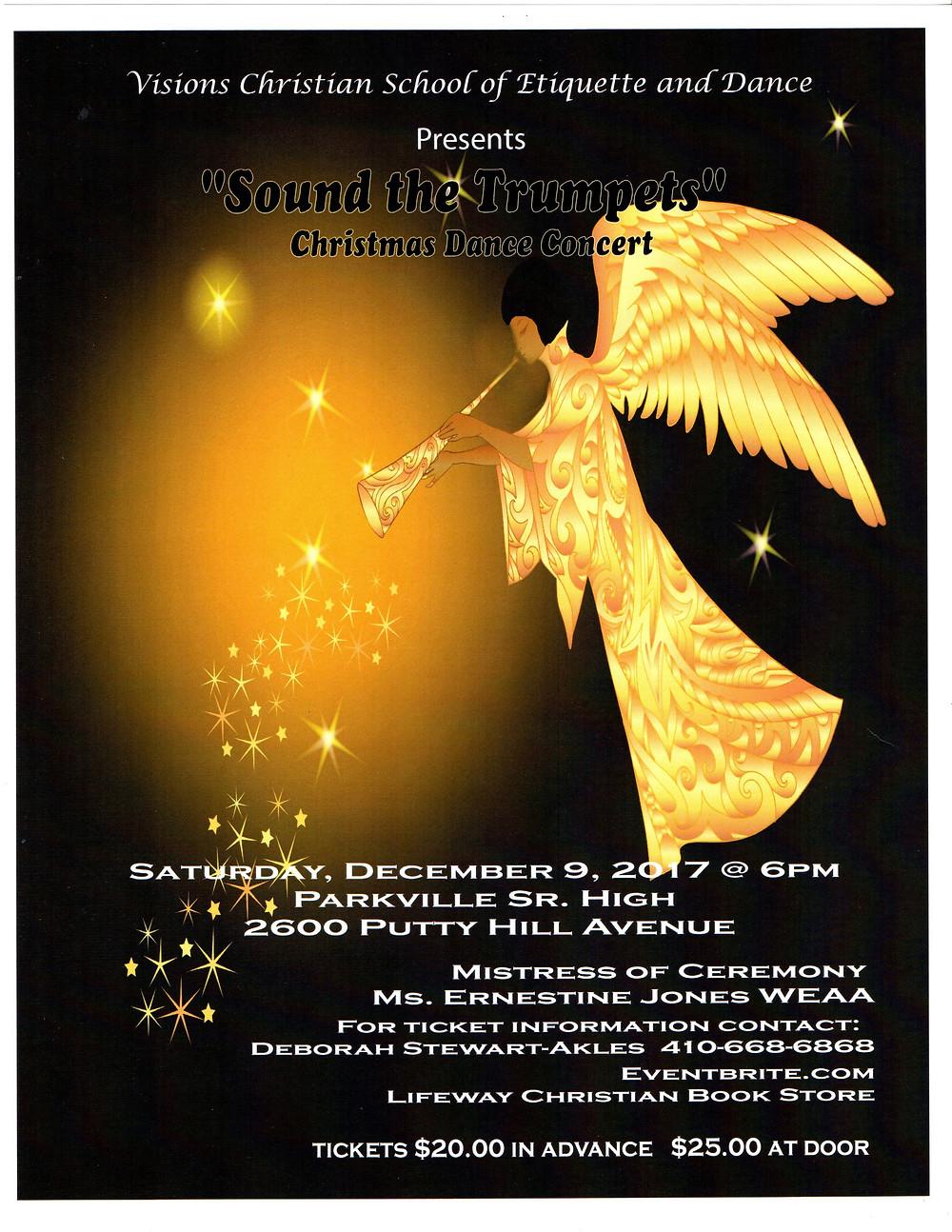 Christmas Dance Concert