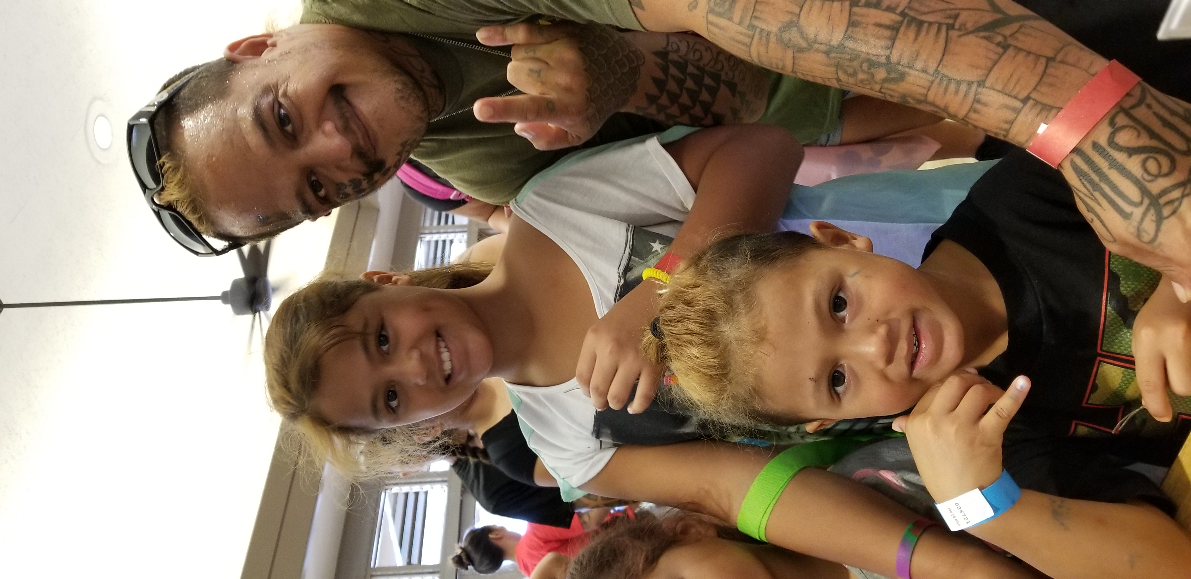 Keiki Fest family strengthening Molokai