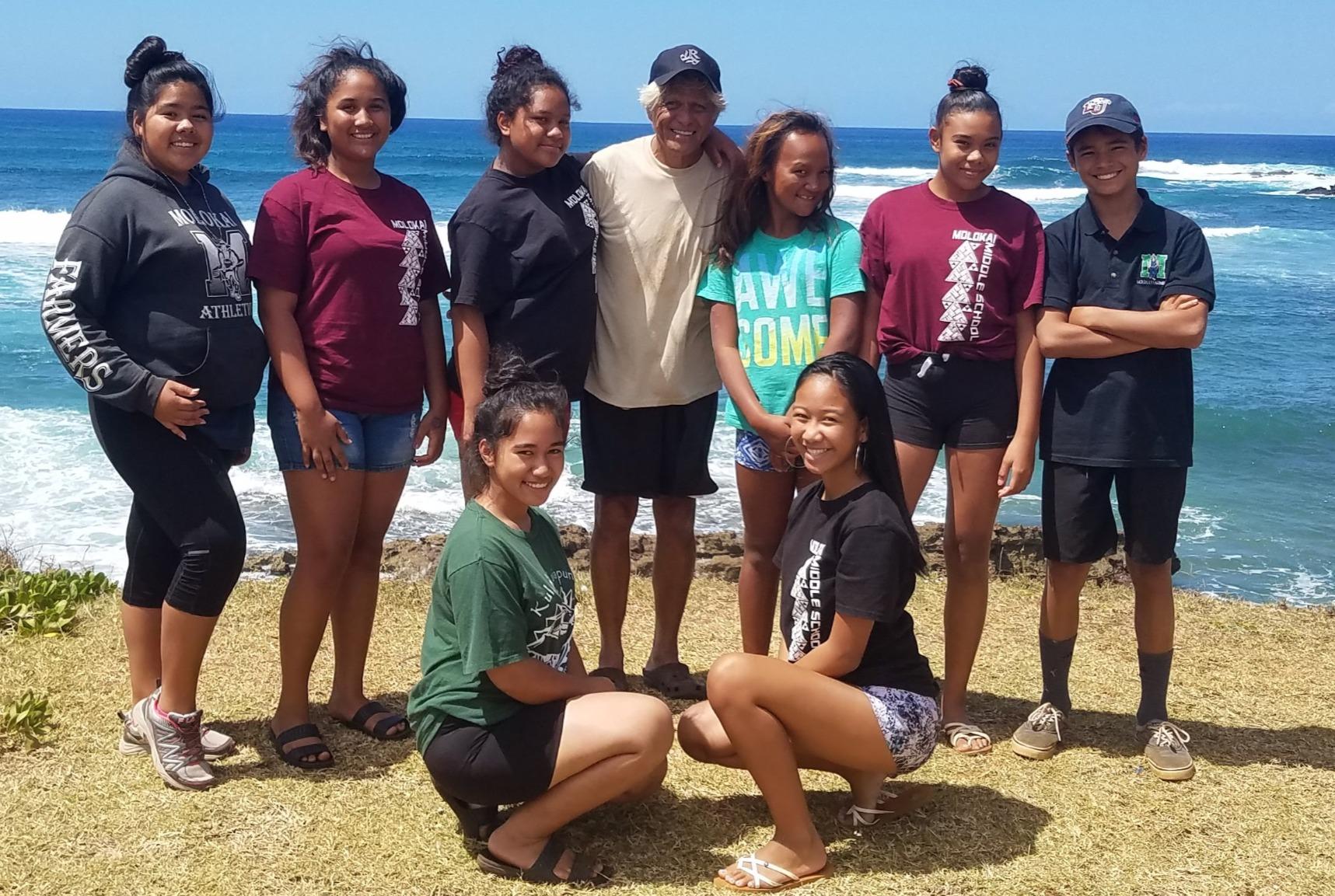 Lamaku hands on learning Molokai