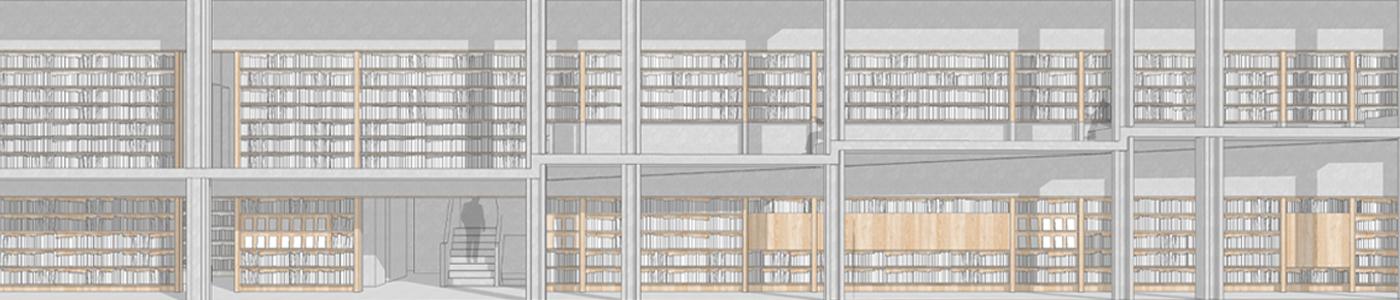 영주시 하망동 공공도서관 및 주차장 건립사업