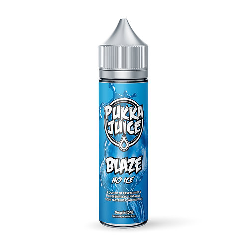 Blaze No Ice 50ml 0mg (70/30)