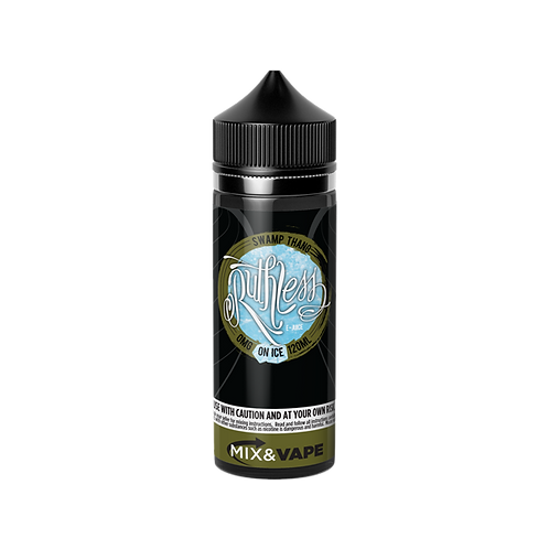 Ruthless Swamp Thang on Ice 100ml 0mg (70/30)
