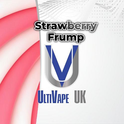 Ultivape Strawberry Frump 50ml 0mg 70/30