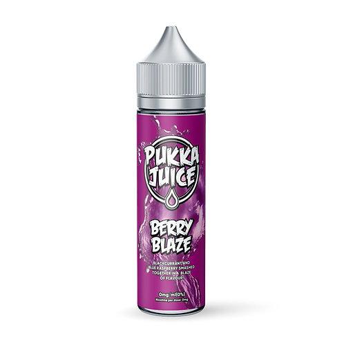 Berry Blaze 50ml 0mg (70/30)