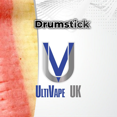 Ultivape Drumstick 50ml 0mg 70/30