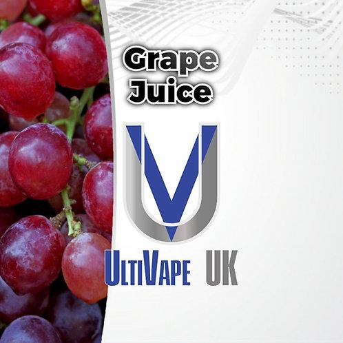 Ultivape Grape Juice 50ml 0mg 80/20