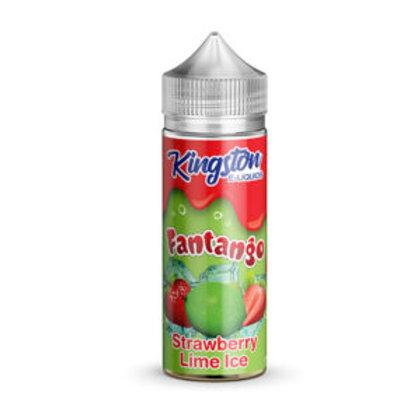 Strawberry Lime Ice 100ml 0mg 70/30