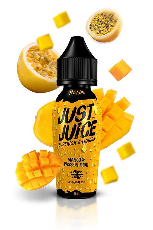 Mango Passionfruit 50ml 0mg (70/30)