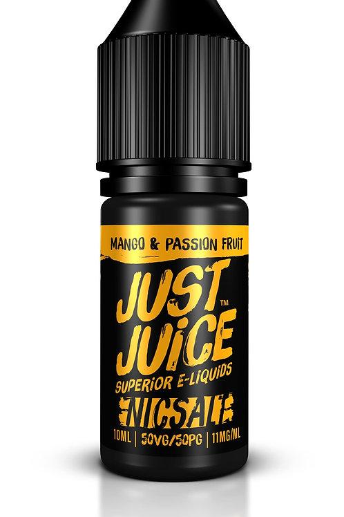 Just Juice Mango Passion Fruit 10ml