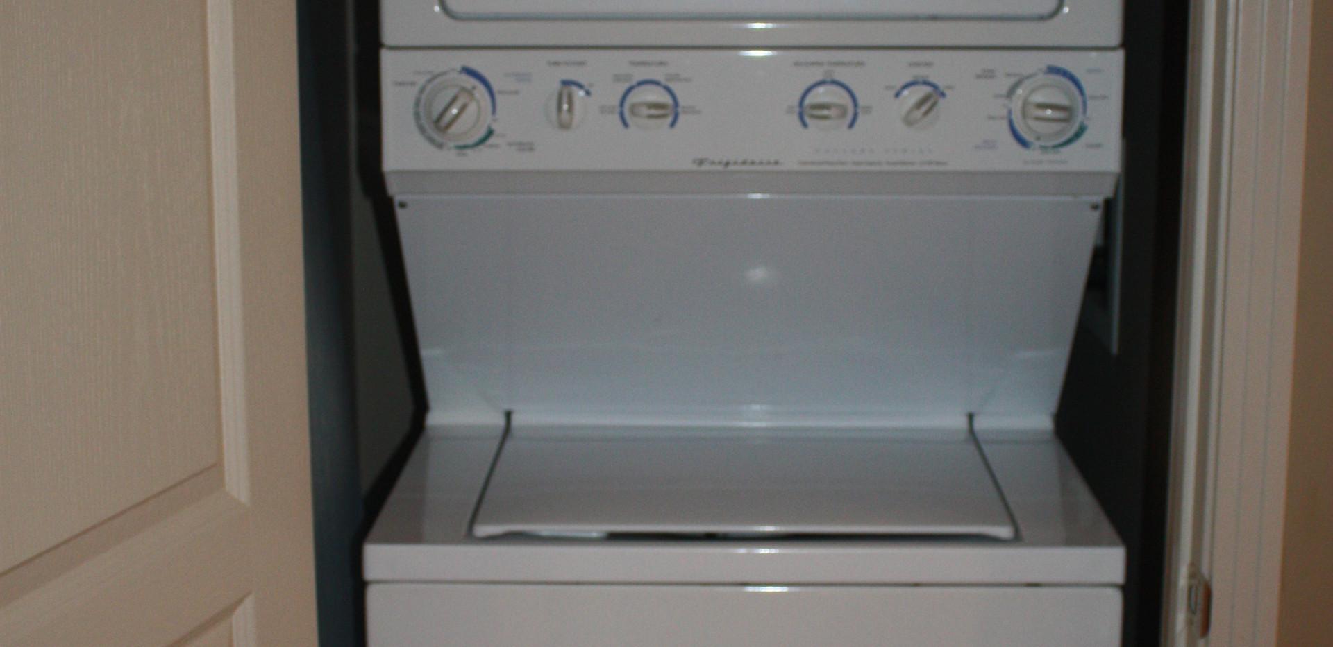 Terrace Court Insuite Laundry