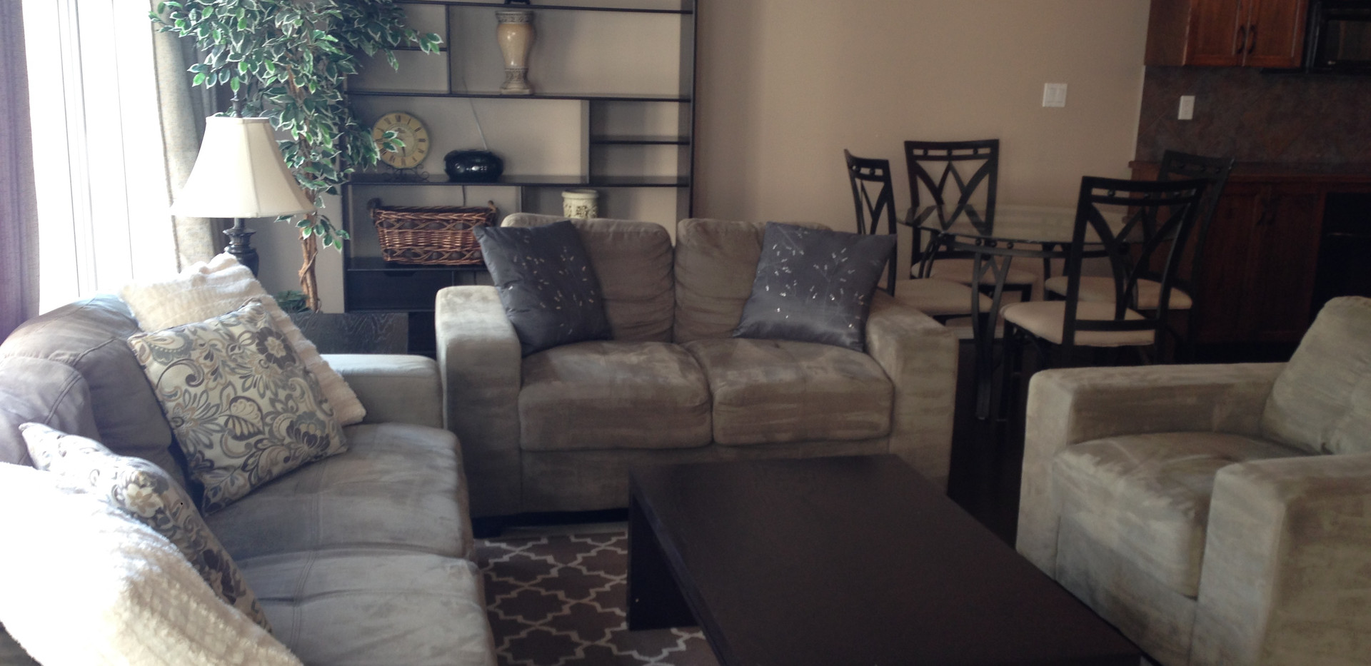 Southview Court Living Area