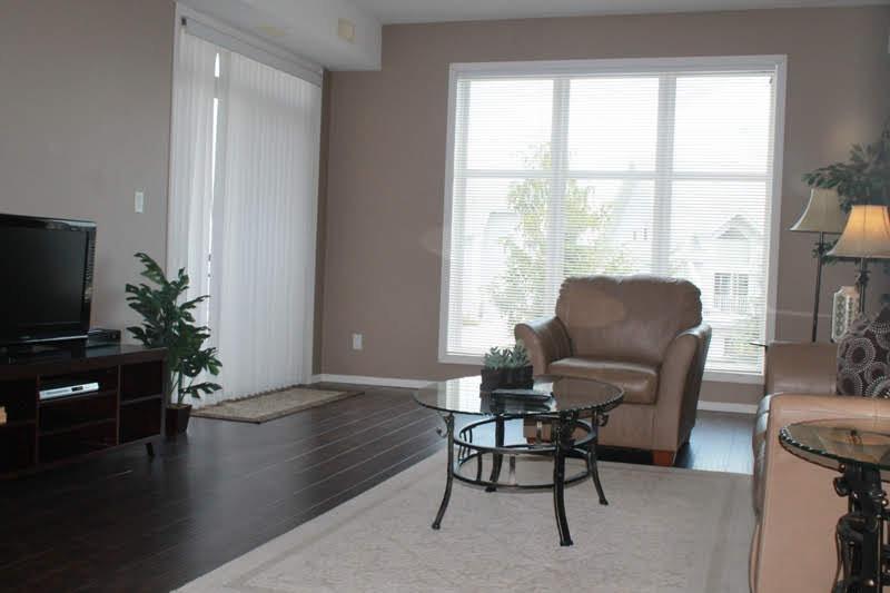 Sherridon View Living Area