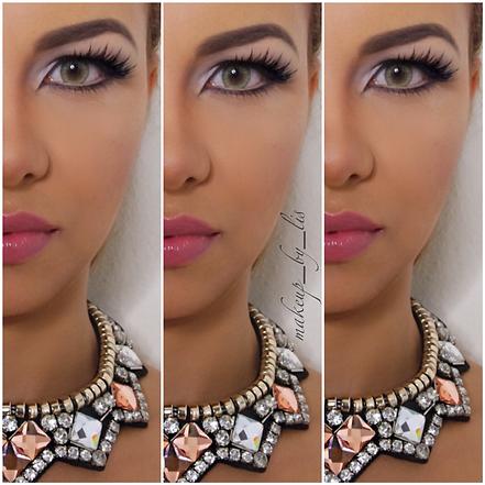 Kat Von D Shade Light Eyeshadow Palette Makeup Look