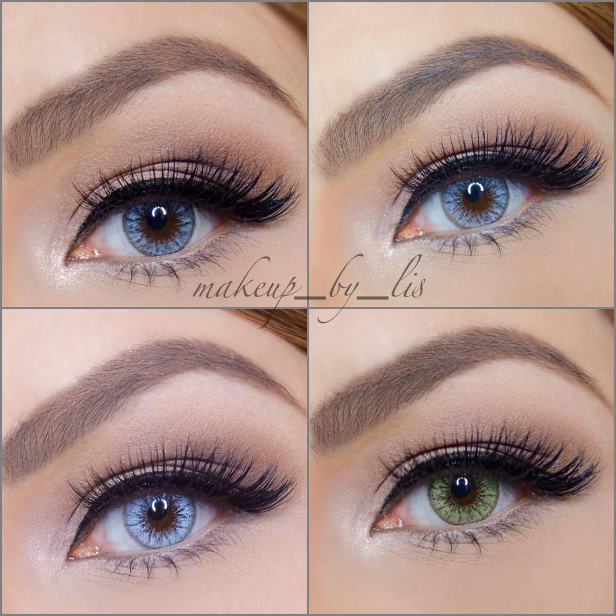 Desio Lens Contact Lenses Review Makeup By Lis Puerto