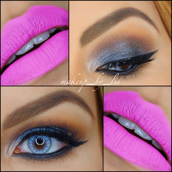 Sparkly & Bright Party Makeup